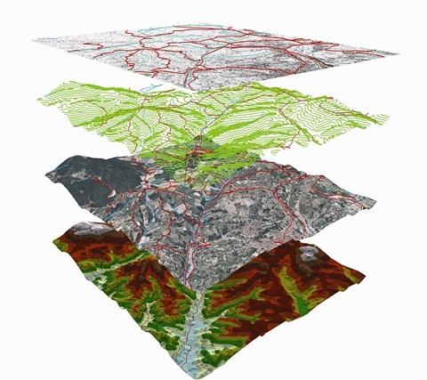Cartografie si GIS