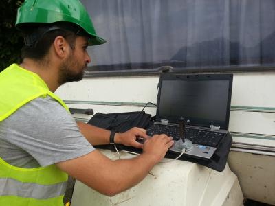 Pompari experimentale - Studii Hidrogeologice
